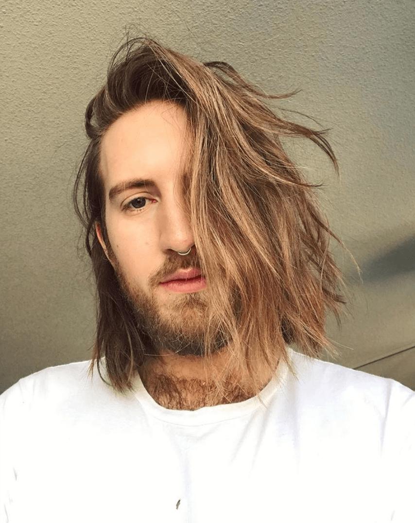 MAXFIELD PALMER, Hairstylist