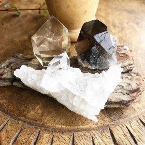 Quartz Crystal Set