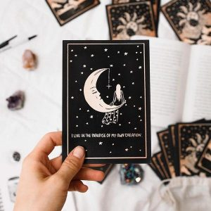Affirmation Card from Dreamy Moons