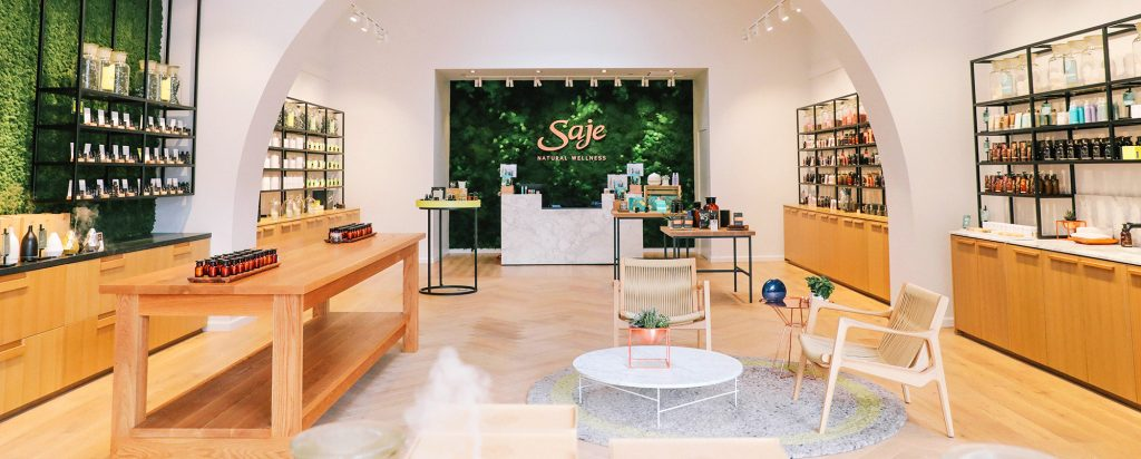 Saje Wellness Store
