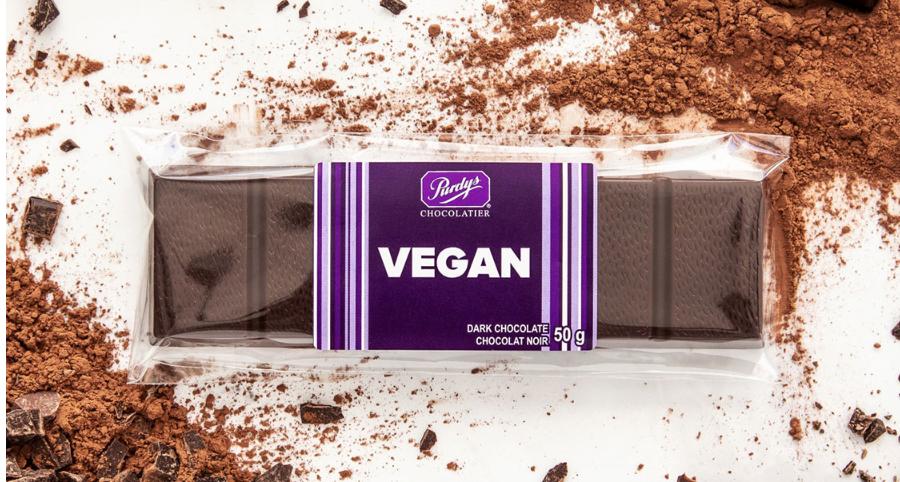 Purdy's Chocolate, Vegan Chocolate bar