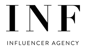 INF Influencer Agency Logo