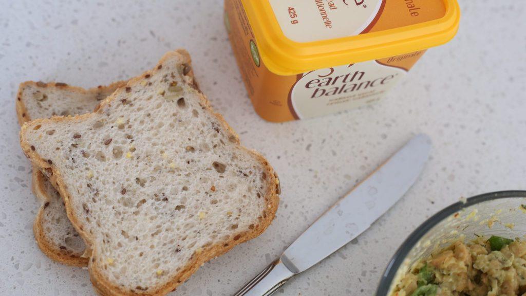 Bread and Earth Balance Spread