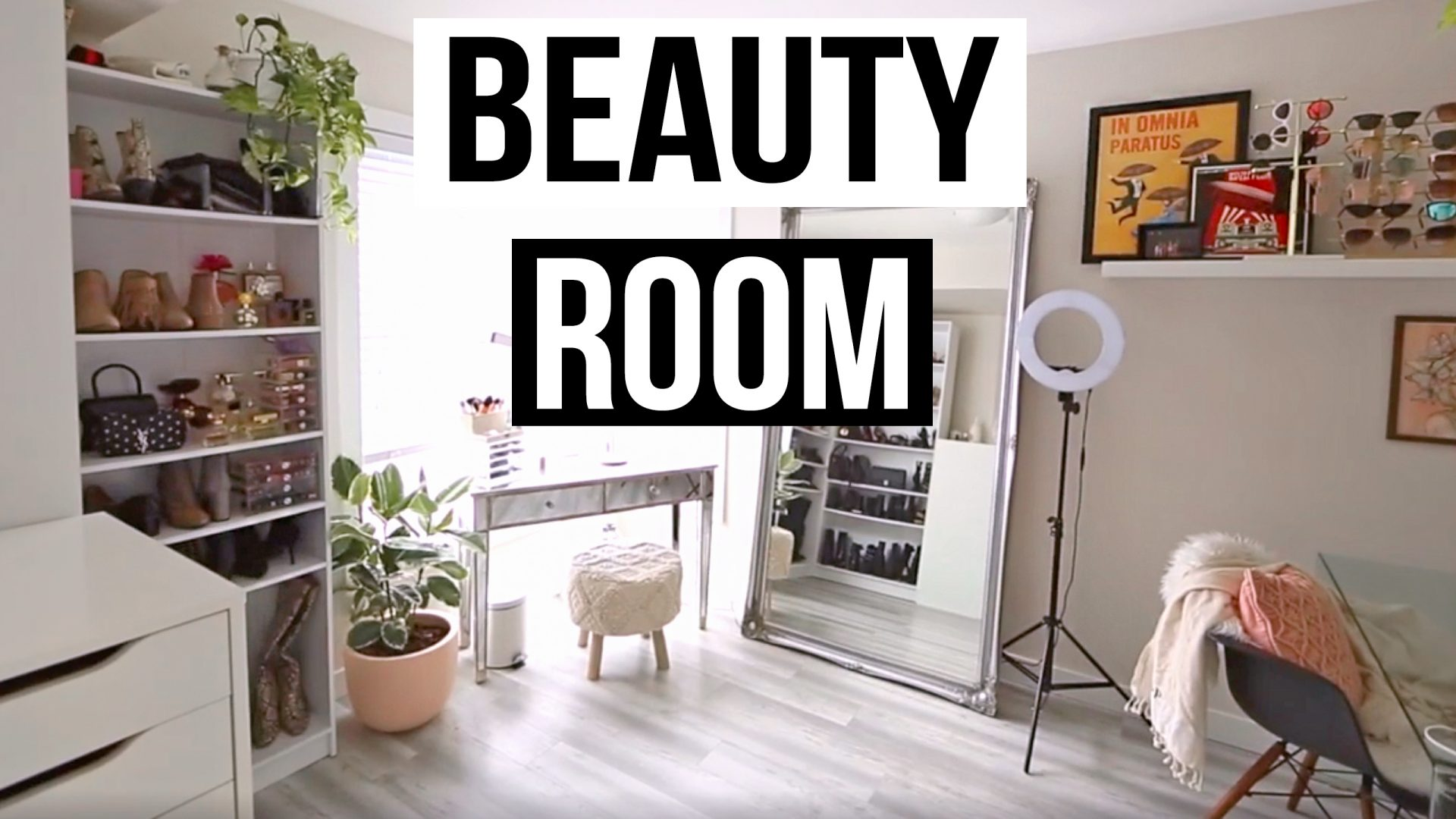 Beauty Room Tour thumbnail