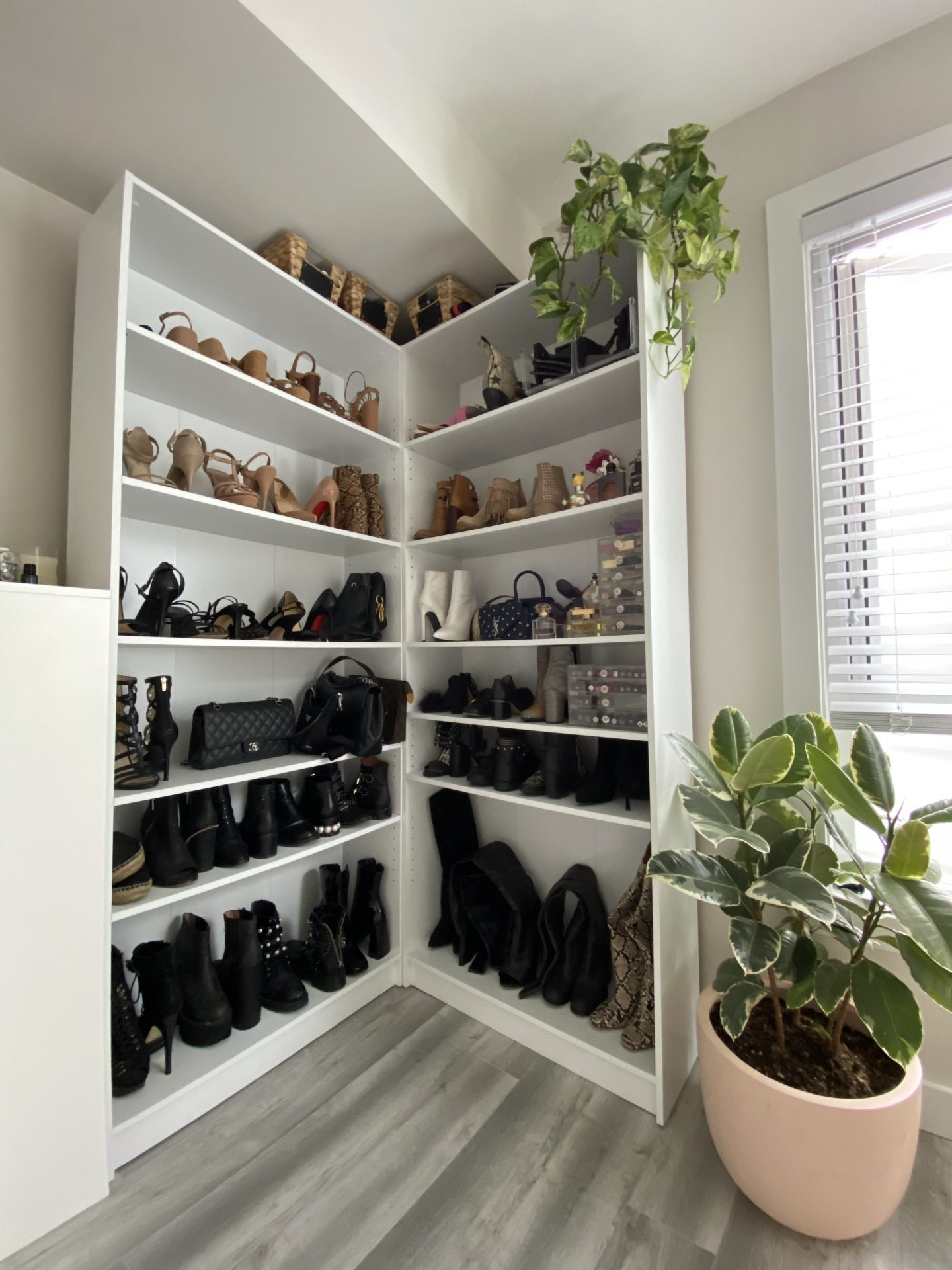 Karissa's Shoe Shelf