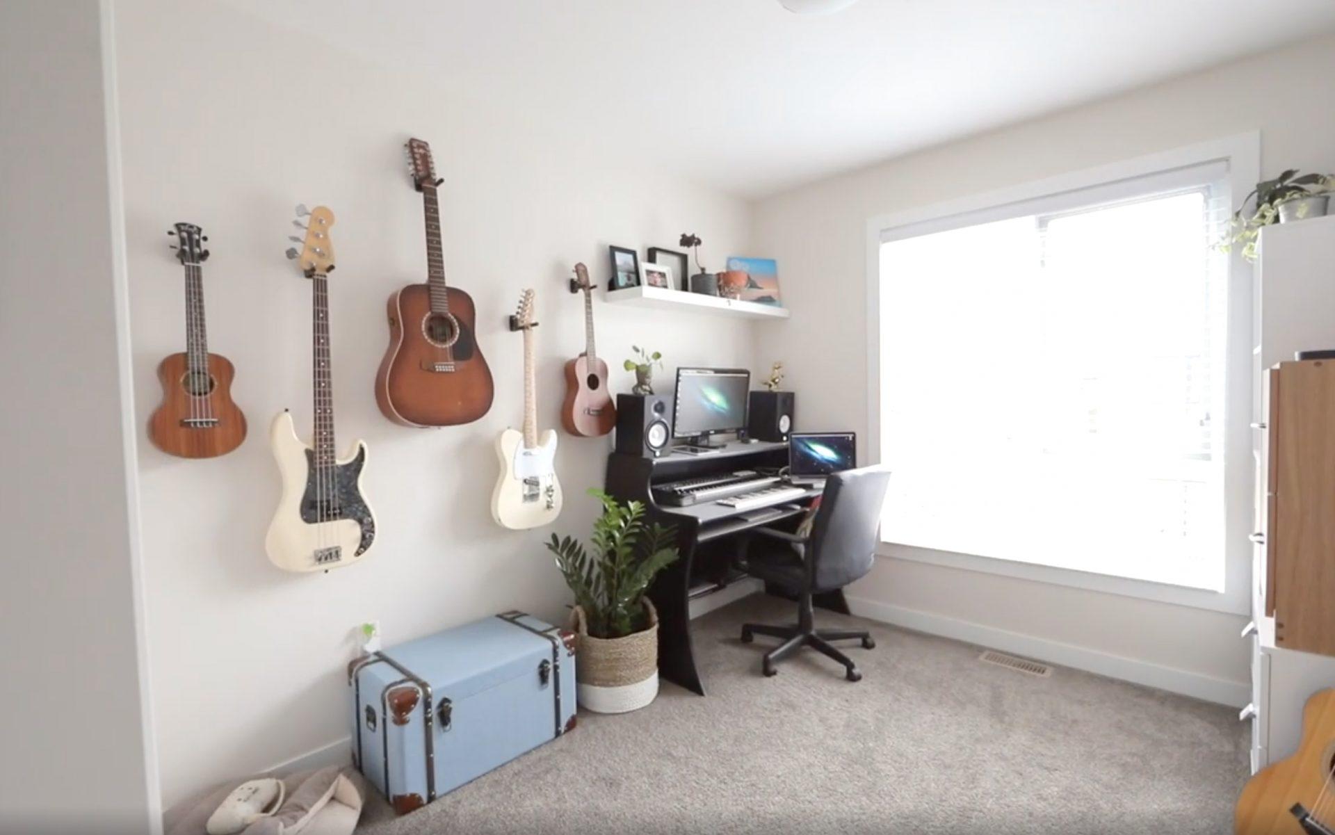 Glen Gustard Studio/ Office